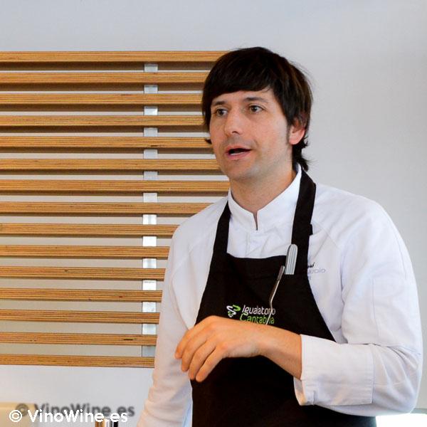 Sergio Bastard del Restaurante la Casona del Judio