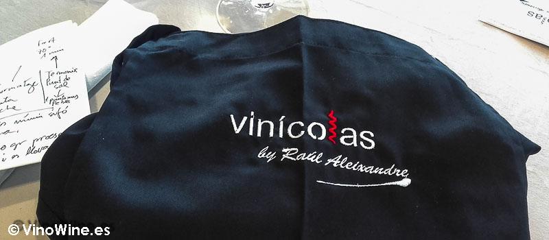 Herramientas para el taller en Vinícolas by Raúl Aleixandre