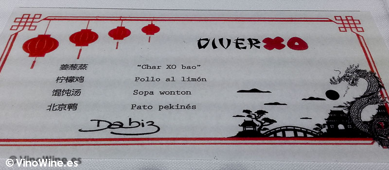 Detalle ne el servicio de Diverxo con Daviz Muñoz