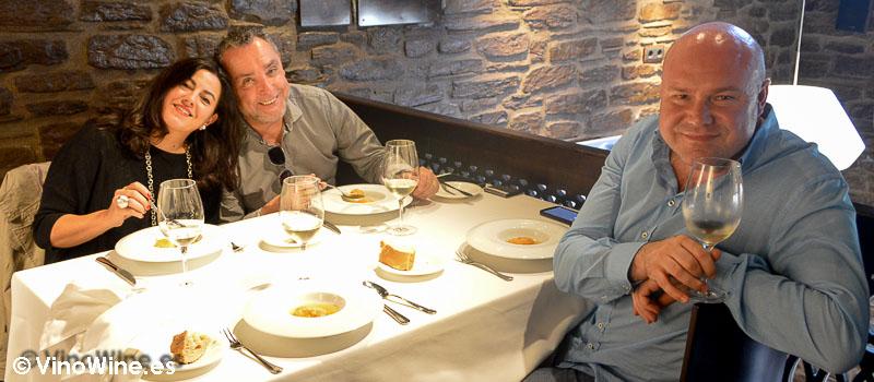 Disfrutones en Casa Gerardo en Prendes Asturias