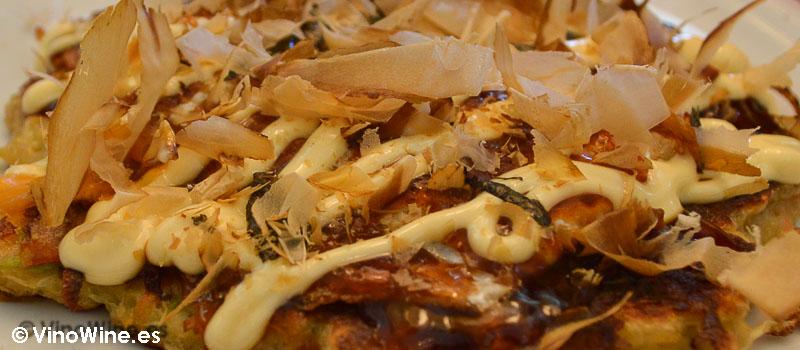 Okonomiyaki de La Cuina Restaurant en Ontinyent