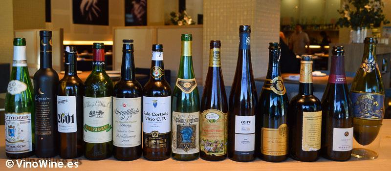 Vinos disfrutados por Bojos pel Vi en La Cuina Restaurant en Ontinyent