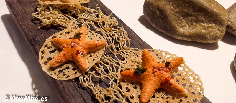 Estrella de Mar de El Celler de Can Roca
