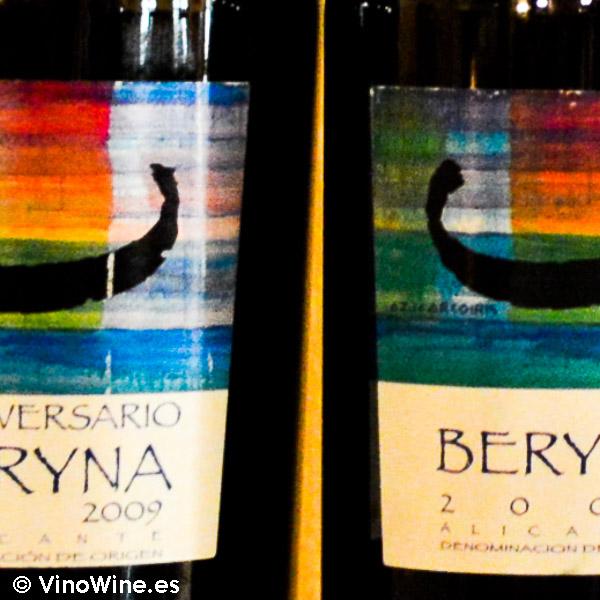 Cata Vertical de Beryna del 2003 al 2010