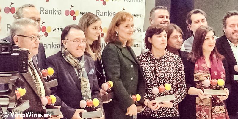 Enhorabuena a todos los reconocidos en los Premios de Foreros Verema 2016