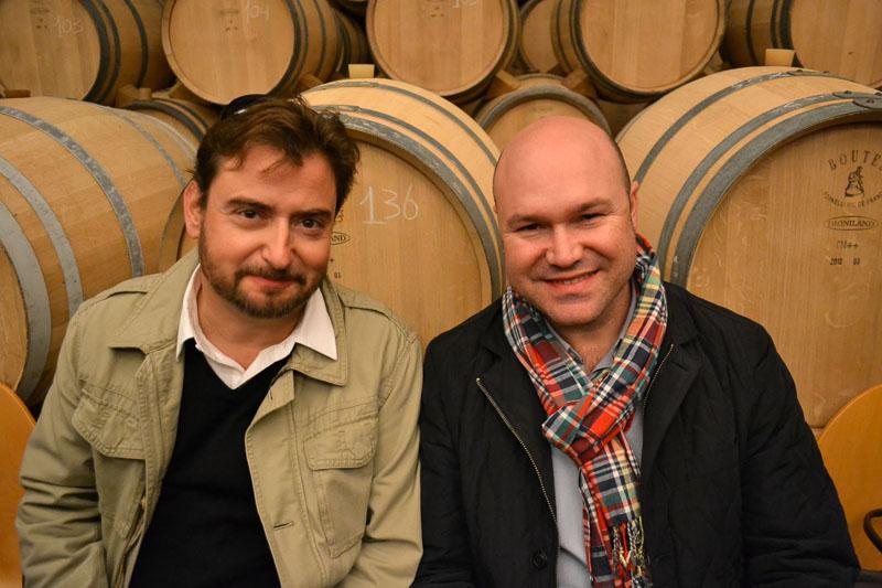 Jose Enrique y Jose Ruiz de vinowine.es