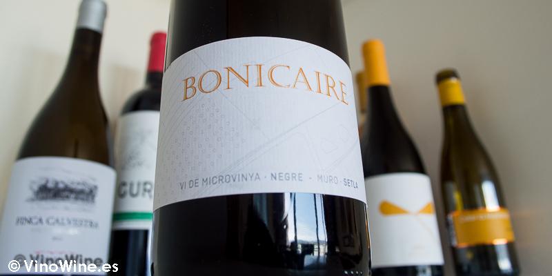 Bonicaire 2015, uno de los 10 vinos valencianos seleccionados por Jose Ruiz