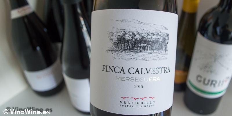 Finca Calvestra 2015, uno de los 10 vinos valencianos seleccionados por Jose Ruiz
