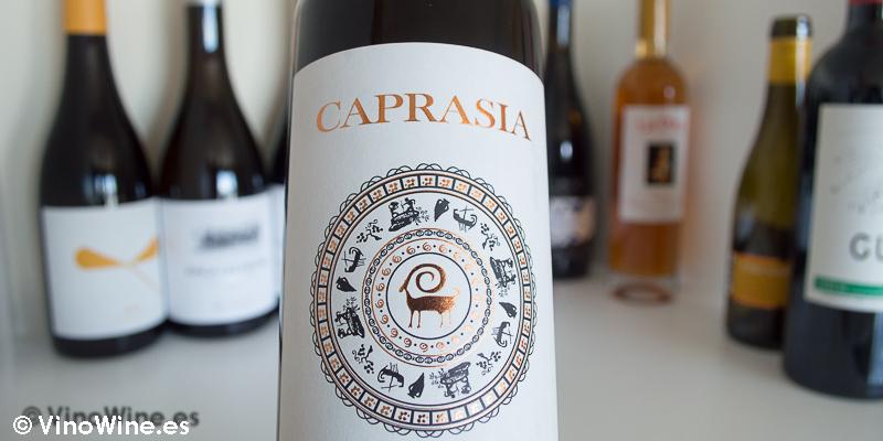 Caprasia 2013, uno de los 10 vinos valencianos seleccionados por Jose Ruiz