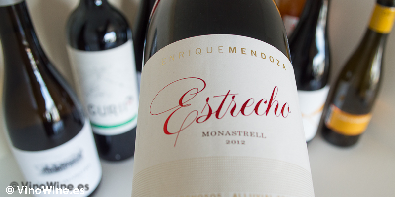Estrecho 2012, uno de los 10 vinos valencianos seleccionados por Jose Ruiz