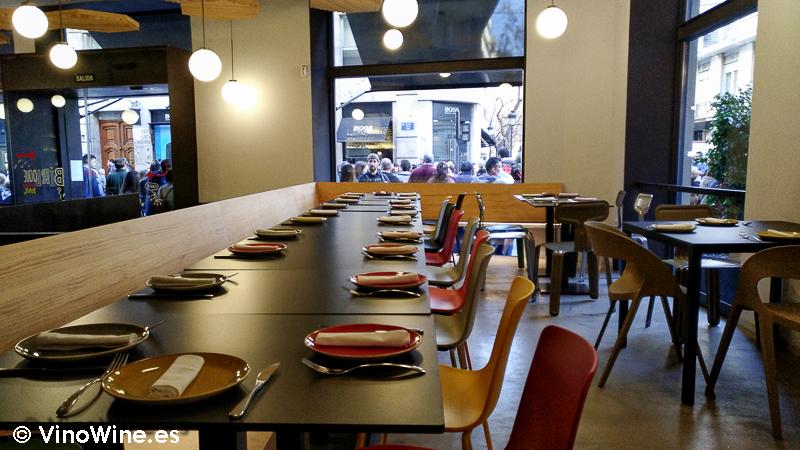 Birlibirloque, el gastrobar del Restaurante Entrevins de Valencia