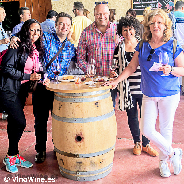 Catando en la I Mendozas Wine Lovers Edition by Bodegas Mendoza