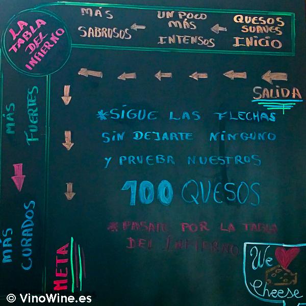 Oden de cata recomendado en el buffet de quesos de la I Mendozas Wine Lovers Edition by Bodegas Mendoza