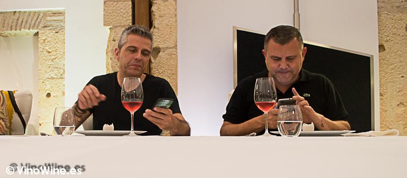Restauranteros online en el Restaurante Villena de Segovia
