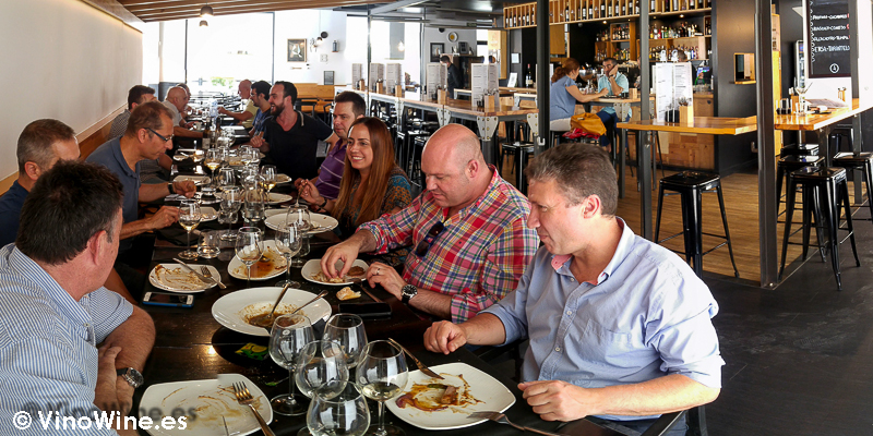 Restaurante Albala de Jerez Tour Bojos Pel Vi Marco de Jerez