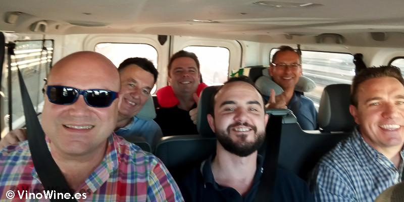 Tour Bojos Pel Vi Marco de Jerez