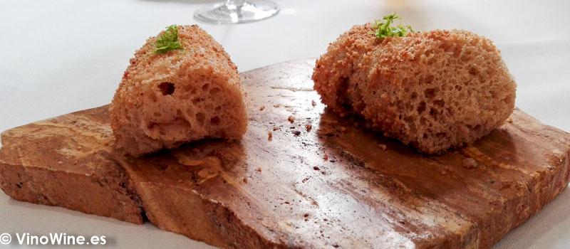 Basta del Restaurante La Candela de Madrid