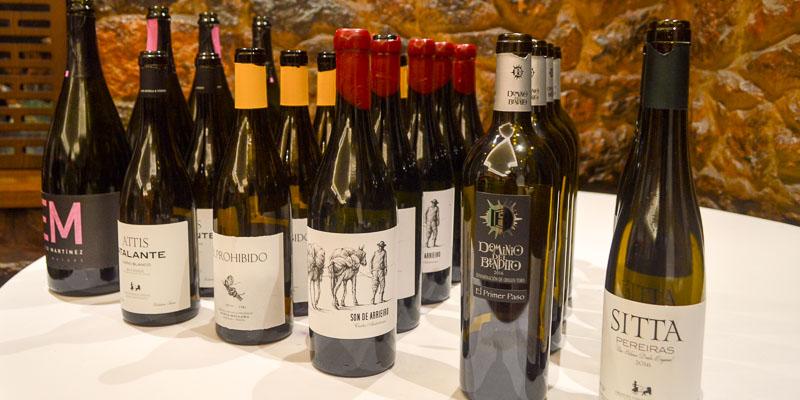 Los vinos de Casa Gerardo en Asturias