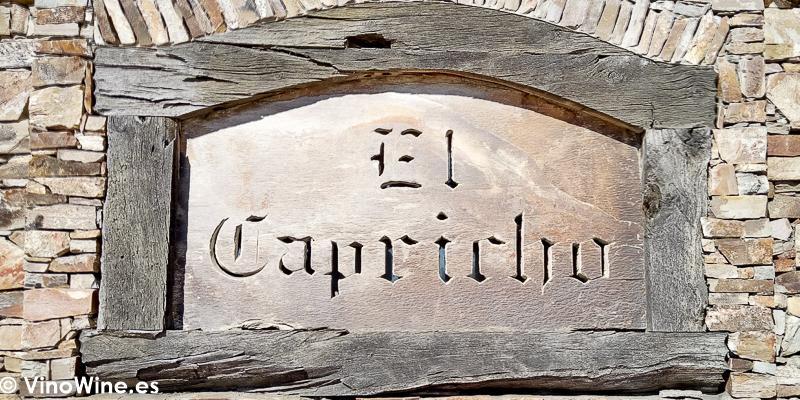 Logotipo del Restaurante El Capricho de León