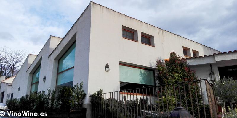 Edificio del Restaurante El Carmen de Montesión en Toledo