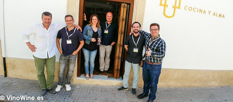 Fachada del Restaurante LU Cocina y Alma de Jerez Visitado en Vinoble