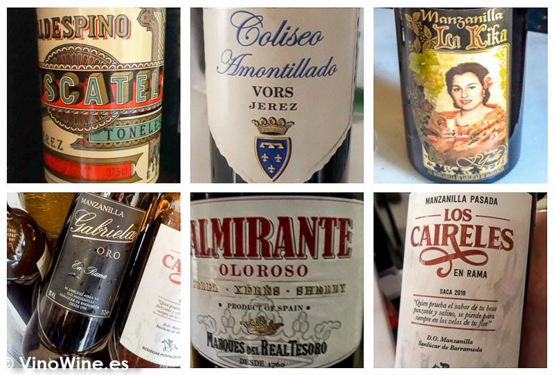 Los vinos que mas me gustaron en la manana del domingo en Vinoble