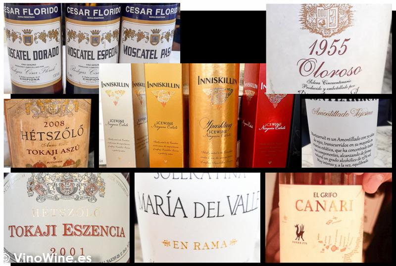 Mis vinos preferidos catados en la manana del lunes de Vinoble