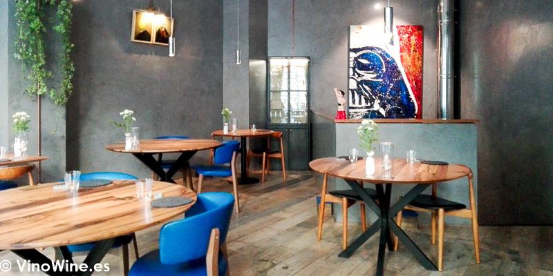 Entorno del Restaurante Amelia de San Sebastian
