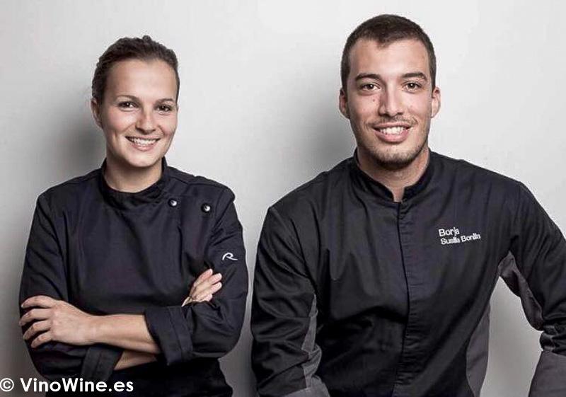 Clara Puig y Borja Susilla de Tula Restaurante de Javea en Alicante