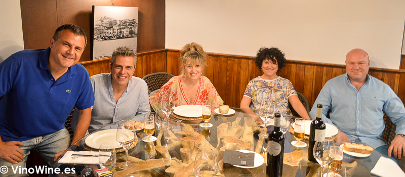 Restauranteros Levantinos en el Restaurante Ca Joan de Altea en Alicante