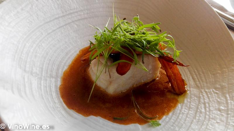 Suprema de pescado según captura de Tula Restaurante de Javea en Alicante