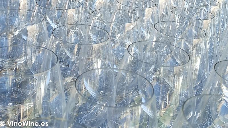 Mar de copas en La Odisea Muestra de vinos Homericos