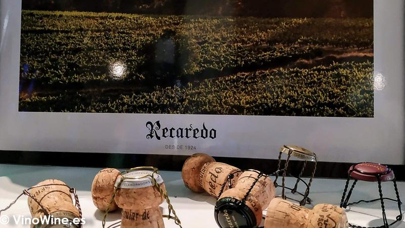 Recaredo estuvo presente en La Odisea Muestra de vinos Homericos