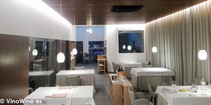 Sala principal del Restaurante Maralba en Almansa