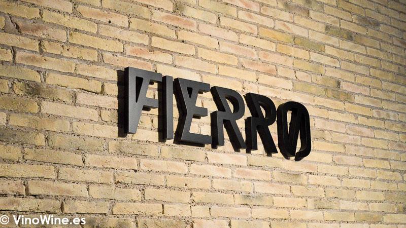 Logotipo del Restaurante Fierro en Valencia