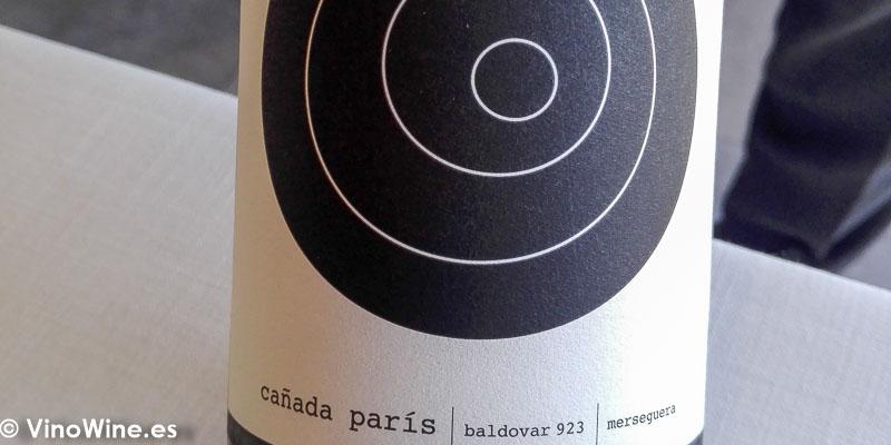 Canada Paris merseguera bebido en el Restaurante Bonamb de Javea en Alicante