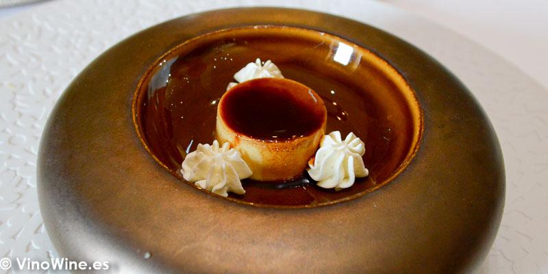Hueva de lisa del Restaurante Aponiente el Chef del Mar