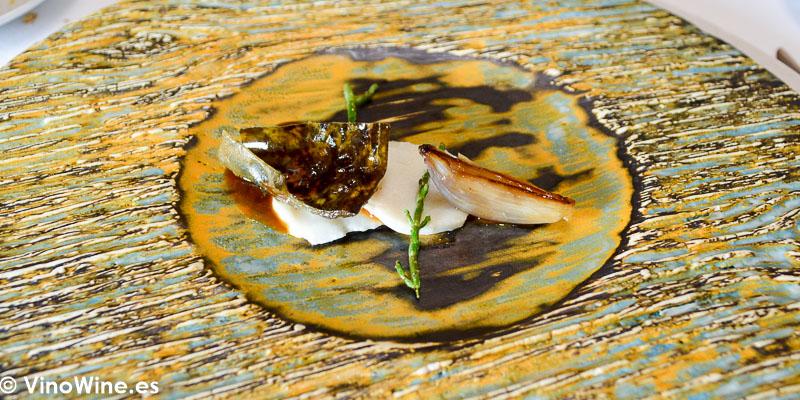 Morena Tomaso del Restaurante Aponiente el Chef del Mar